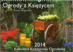 Kalendarz Księżycowy Ogrodnika 2014 w sklepie internetowym Booknet.net.pl