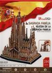 Puzzle 3D Katedra Sangrada Familia w Barcelonie w sklepie internetowym Booknet.net.pl