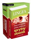 Słownik francusko-polski, polsko-francuski sprytny z Lexiconem na CD w sklepie internetowym Booknet.net.pl