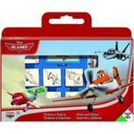 Pieczątki w walizce Planes w sklepie internetowym Booknet.net.pl