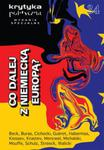 Krytyka Polityczna 34: Co dalej z niemiecką Europą? w sklepie internetowym Booknet.net.pl