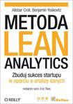 Metoda Lean Analytics. Zbuduj sukces startupu w opraciu o analizę danych w sklepie internetowym Booknet.net.pl