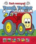 Tomek Traktor. Zuch maszyny! Książeczka dźwiękowa w sklepie internetowym Booknet.net.pl