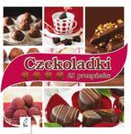Czekoladki. Książka z przepisami i foremkami w sklepie internetowym Booknet.net.pl