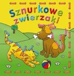 Sznurkowe zwierzaki w sklepie internetowym Booknet.net.pl