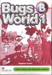 Bugs World 1B. Zeszyt ćwiczeń bez elementów pisania + zeszyt współpracy w sklepie internetowym Booknet.net.pl