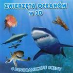Zwierzęta oceanów 3D w sklepie internetowym Booknet.net.pl