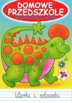 Domowe przedszkole z dinozaurem Jackiem. Literki i szlaczki w sklepie internetowym Booknet.net.pl