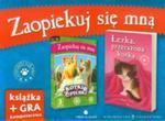 ZAOPIEKUJ SIĘ MNĄ-KOTKI I PIESKI GRA+ŁEZ KA PRZERAŻONA KOTKA ZS 5901761110708 w sklepie internetowym Booknet.net.pl