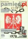 Pamięć.pl Biuletyn IPN 2013/11/20 w sklepie internetowym Booknet.net.pl