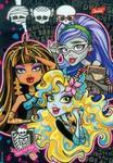 Monster High Wkład do segregatora A5 20 kartek w sklepie internetowym Booknet.net.pl