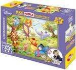 Puzzle dwustronne maxi Kubuś Puchatek 108 w sklepie internetowym Booknet.net.pl
