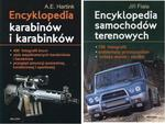 Pakiet. Encyklopedia karabinów i karabinków. Encyklopedia samochodów terenowych w sklepie internetowym Booknet.net.pl