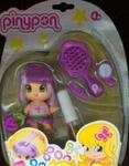 Pinypon Laleczka z włosami fioletowa w sklepie internetowym Booknet.net.pl