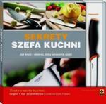 Sekrety szefa kuchni + nóż do pomidorów Fiskars w sklepie internetowym Booknet.net.pl