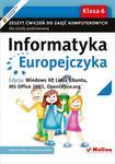 Informatyka Europejczyka. Zeszyt ćwiczeń do zajęć komputerowych dla szkoły podstawowej, kl. 6. Edycja: Windows XP, Linux Ubuntu, MS Office 2003, OpenOffice.org (Wydanie II) w sklepie internetowym Booknet.net.pl