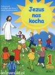 Jezus nas kocha 1 podręcznik w sklepie internetowym Booknet.net.pl