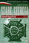 Szare szeregi Słownik biograficzny t.2 w sklepie internetowym Booknet.net.pl