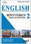 English 2. Repetytorium tematyczno-leksykalne w sklepie internetowym Booknet.net.pl