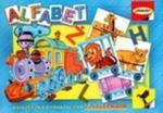 Alfabet - książeczka dydaktyczna z nalepkami w sklepie internetowym Booknet.net.pl