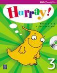 Hurray 3 Podręcznik z ćwiczeniami + CD w sklepie internetowym Booknet.net.pl