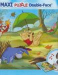 Puzzle dwustronne maxi 2w1 108 Winnie Pooh w sklepie internetowym Booknet.net.pl