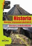 Historia literatur latynoamerykańskich Literatura okresu konkwisty / Literatura boricua / Literatury prekolumbijskie w sklepie internetowym Booknet.net.pl