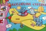 Malowanie z naklejkami. Kolorowe cyferki w sklepie internetowym Booknet.net.pl