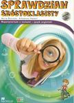 Sprawdzian szóstoklasisty język angielski +CD. Repetytorium z testami w sklepie internetowym Booknet.net.pl