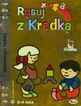 Rysuj z Kredką 3 W przedszkolu w sklepie internetowym Booknet.net.pl