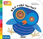 Akademia mądrego dziecka. Kto robi hu-hu? w sklepie internetowym Booknet.net.pl
