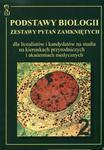 Podstawy biologii. Tom 2. Zestawy pytań zamkniętych dla licealistów i kandydatów na studia... w sklepie internetowym Booknet.net.pl