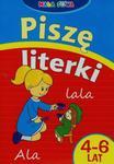 Mała sowa. Piszę literki 4-6 lat w sklepie internetowym Booknet.net.pl