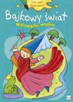 Malowanki wodne Bajkowy świat w sklepie internetowym Booknet.net.pl