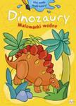 Malowanki wodne Dinozaury w sklepie internetowym Booknet.net.pl
