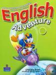 English Adventure Starter podręcznik i zeszyt ćwiczeń z płytą DVD w sklepie internetowym Booknet.net.pl