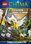 Lego. Legends Of Chima. Zadanie: naklejanie! (LAS-202) w sklepie internetowym Booknet.net.pl