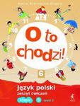 O to chodzi. Klasa 5, szkoła podstawowa, część 2. Język polski. Zeszyt ćwiczeń w sklepie internetowym Booknet.net.pl