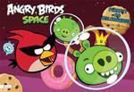 ANGRY BIRDS SPACE PLAKATY DO KOLOROWANIA Z NAKLEJKAMI w sklepie internetowym Booknet.net.pl