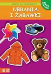 Zeszyty dla najmłodszych. Ubrania i zabawki w sklepie internetowym Booknet.net.pl