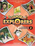 Oxford Explorers 2. Szkoła podstawowa. Język angielski. Podręcznik (+CD) w sklepie internetowym Booknet.net.pl