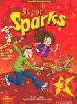 Super Sparks 3. Klasy 1-3, szkoła podstawowa. Język angielski. Podręcznik (+CD) w sklepie internetowym Booknet.net.pl