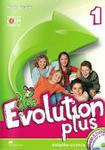 Evolution plus 1. Klasa 4-6, szkoła podstawowa. Język angielski. Podręcznik + CD w sklepie internetowym Booknet.net.pl