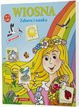 Wiosna. Zabawa i nauka 4-7 lat w sklepie internetowym Booknet.net.pl