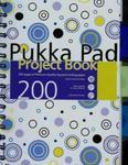 Confetti A5 Kołozeszyt 200 kratka niebieski w sklepie internetowym Booknet.net.pl