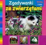Zgadywanki ze zwierzętami w sklepie internetowym Booknet.net.pl