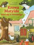 Krowa Matylda bawi się w chowanego w sklepie internetowym Booknet.net.pl