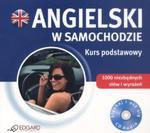 Angielski w samochodzie. Kurs podstawowy. Audio CD w sklepie internetowym Booknet.net.pl