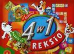 4 w 1 Reksio w sklepie internetowym Booknet.net.pl