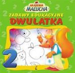 Akademia malucha. Zabawy edukacyjne dwulatka w sklepie internetowym Booknet.net.pl